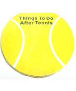 Tennis Ball Post It Notes - 6pc/pack - $15.99