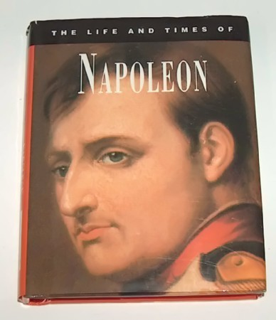 The Life And Times Of Napoleon Mini Book