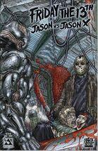 Friday The 13th: Jason Vs Jason X #1 (2006) *Avatar Press / Wrap Variant... - $18.00