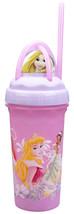 DISNEY PRINCESS-CURLEY STRAW CUP-BPA FREE - $5.95