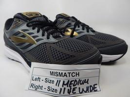 MISMATCH Brooks Addiction 13 Size 11 M Left 11 4E EXTRA WIDE Right Men's Shoes
