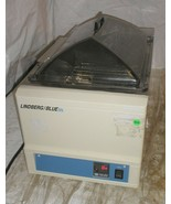 Lindberg Blue M WB1120A-1 General Purpose Water Bath w Lid, Rack, & Manuals - $633.11