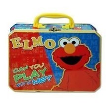 ELMO TIN BOX-BRAND NEW - $7.99