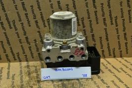 05-07 Honda Acoord ABS Pump Control OEM SDAA7 Module 738-12a7 - $32.98