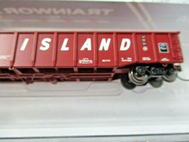 Trainworx Stock # 25243-13 to -18  Rock Island 52' Gondola N-Scale image 3