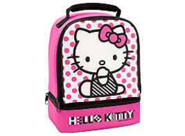 Hello Kitty lunchbox/cooler-by ZAK DESIGNS - $13.12