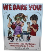 We Dare You! Kid's Children's Science Experiments Workbook - $9.95