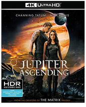 Jupiter Ascending (4K Ultra HD+Blu-ray)