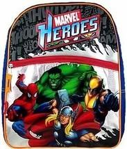 Marvel Heroes Children's Backpack - $9.95