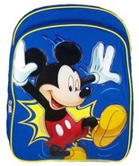MICKEY MOUSE-BACKPACK - £10.14 GBP