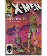 The Uncanny X-Men #186 : Lifedeath (Marvel Comics) [Paperback] - $6.99