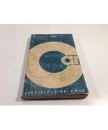 1985 Ford Car Specification Book FPS 355-336-85 - $9.99