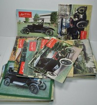 Huge 80-90's Model T Times Magazine Collection / Model T Ford Club Inter... - $121.24