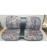 John Deere Gator Bench XUV 550 Seat Covers 550 S4 in 2-tone Conceal Camo... - $82.95
