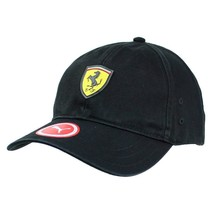Ferrari PUMA Fan Cap 2018 Black Fan Wear Series New - $74.55