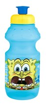 Spongebob 15 Oz Water Bottle A Pack Of Four All The Same Style - $11.74