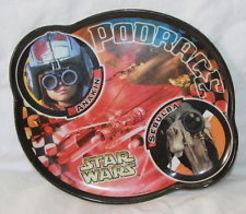 STAR WARS 1999 anakin skywalker & Sebulba plate -BRAND NEW! - $3.00