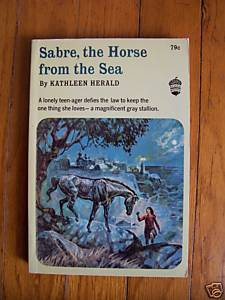 Sabre, the Horse From the Sea by Kathleen Herald pb
