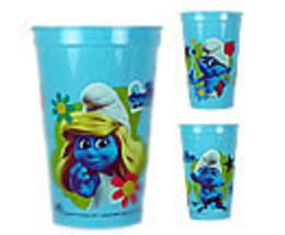 Smurfs 16-oz. cup-SET OF THREE - $7.95