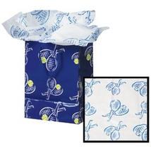 Tennis Crossed Racquet Tissue Paper 20pc - $12.99