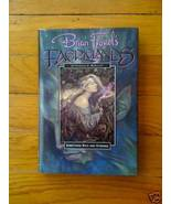 Something Rich and Strange Patricia A McKillip HBDJ 1st Brian Froud Faer... - $33.95