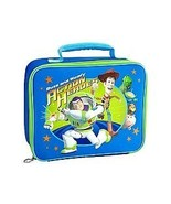 TOY STORY INSULATED LUNCHBOX-BY ZAK DESIGNS - $10.09