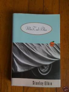 Mrs. Ted Bliss by Stanley Elkin HB DJ 1st Edition Natl Book Critics Award Winner