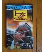Invasion of the Body Snatchers Fotonovel   Jack Finney W.D. Richter - $5.99