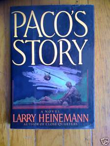 Paco's Story by Larry Heinemann HB DJ 1st Edition National Book Award Winner