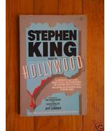 Stephen King Goes to Hollywood by Jeff Conner 1987 - $3.97