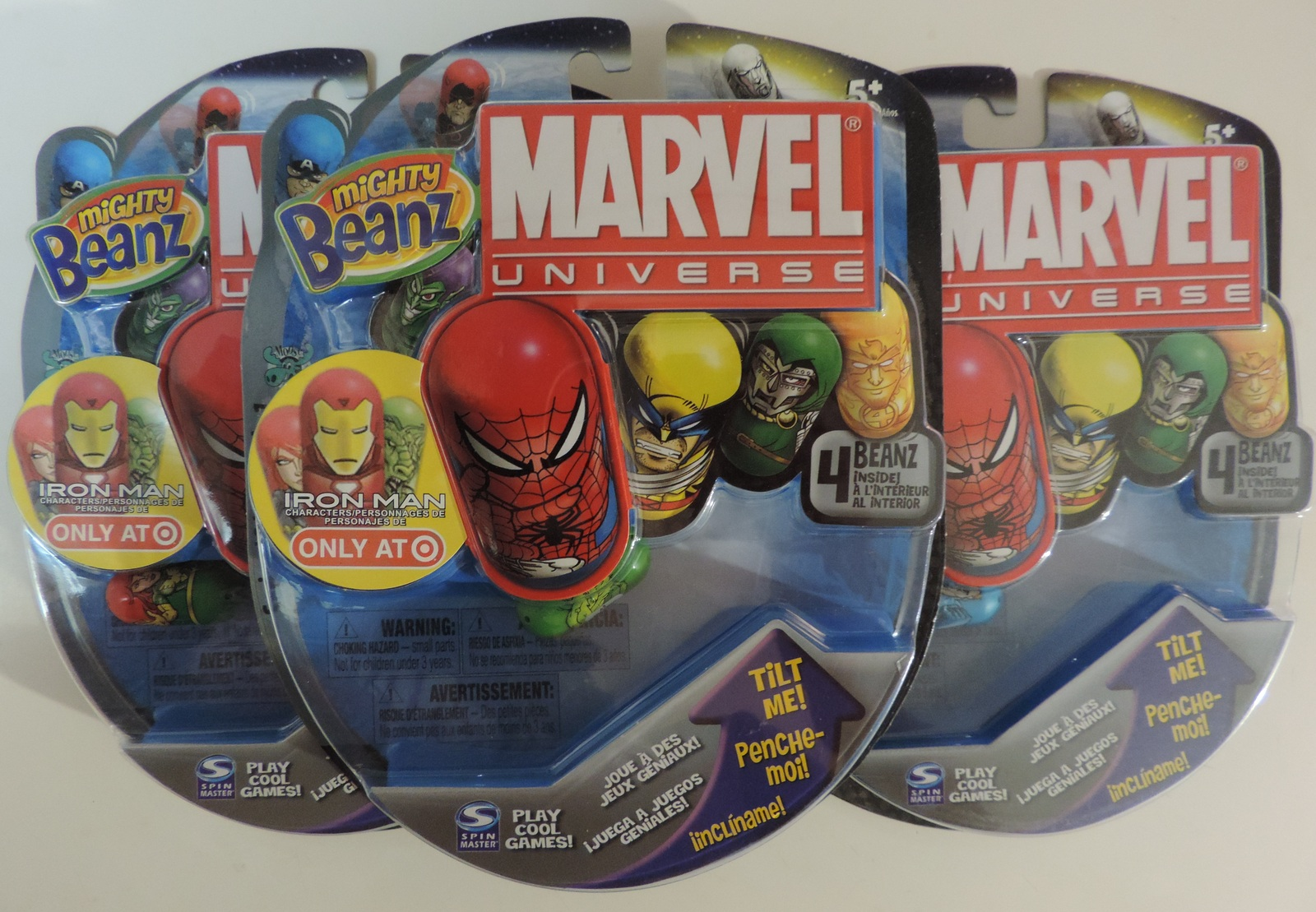 Image 7 Of 50 Coleo Mighty Beanz Srie 1 Completa