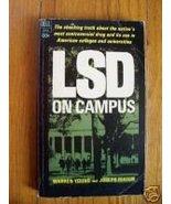 LSD on Campus - Warren Young & Joseph Hixson pb 1966 - $6.97