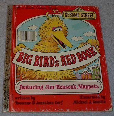 Big bird red book1a