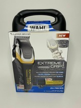 NEW! Wahl Extreme Grip Pro 24 Pieces No-Slip Grip Clipper Trim FREE SHIP... - $59.35