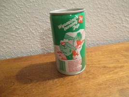 Wyoming WY turning 7up vintage pop soda metal can Hiking Grand tetons  - $10.99
