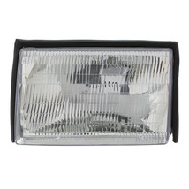 United Pacific 110133 Headlight Assembly For 1987-93 Ford Mustang - L/H - $137.09