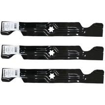 3 Blades for Cub Cadet 942-04053C 04056C 04056 RZT-50 LT LTX SLTX LGT 1050 - $31.33
