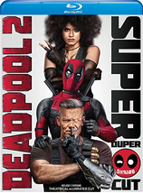Deadpool 2 (Blu-ray, 2018)