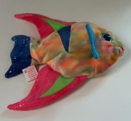 Ty Beanie Baby Aruba Fish