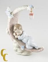 """Lladro """"Heavenly Slumber"""" #6479 Baby Sleeping in Cloud Retail = $310 - $197.99"""