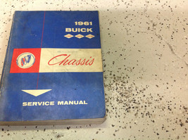 1961 GM Buick LeSabre Invicta Electra Service Shop Repair Workshop Manua... - $98.99