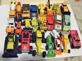 Work Trucks - Large Lot of 24 Trucks - $17.90
