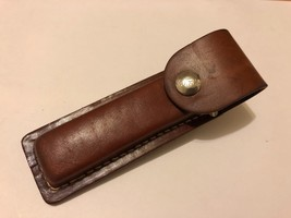 Hunter Leather Magazine Pouch 27-4 VGC - $9.85
