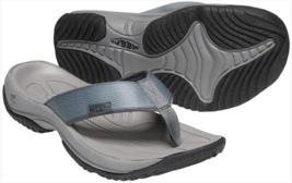 Keen Kona Clapet Taille US 9 M (D) Eu 42 Homme Sport Sandales Turbulence/Noir - $43.72