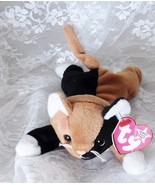 """1996 TY Retired Beanie Babies """"Chip"""" the Cat - 9"""" Nose to Tail - $7.69"""