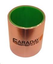 "Copper Foil Wrap Tape 4"" x 10ft - EMI EMF Shielding, Conductive Adhesive - $13.00"
