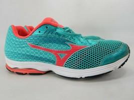 Mizuno Wave Sayonara 3 Sz 10 M (B) EU 41 Womens Running Shoes Malibu Blue 410681