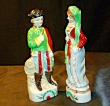Man and Woman Figurine  (Japan) AA-192056 Vintage image 3