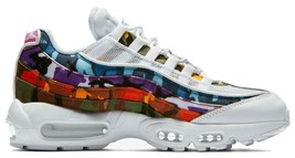 Nike Air Max 95 ERDL Party Men's Shoes White Multi Color - NIB AR4473-100 - $164.99
