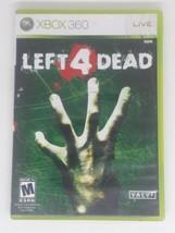 Left 4 Dead (Microsoft Xbox 360, 2008)  - $11.09